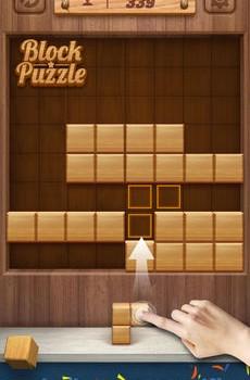 Wood Cube Puzzle Ekran Görüntüleri - 3