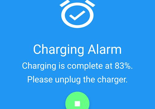 Charge Alarm Ekran Görüntüleri - 3