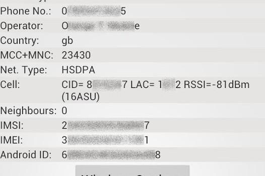 Network Info II Ekran Görüntüleri - 3