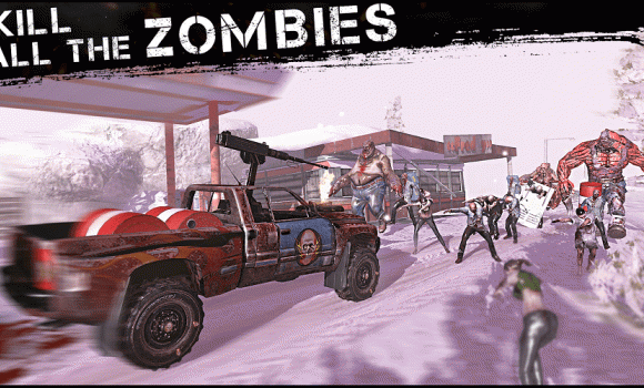 Zombies, Cars and 2 Girls 2 - 2