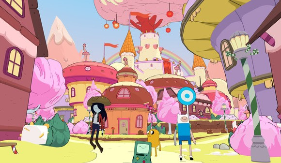 Adventure Time: Pirates of the Enchiridion - 2