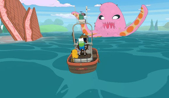 Adventure Time: Pirates of the Enchiridion - 3