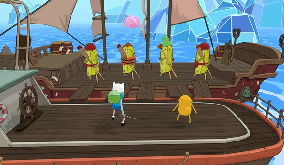 Adventure Time: Pirates of the Enchiridion - 4