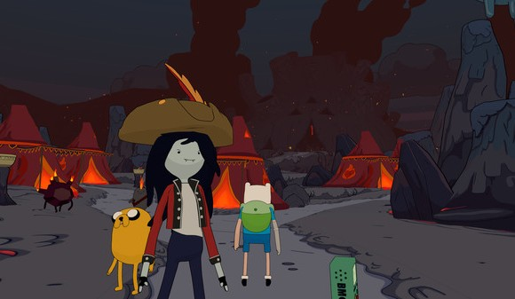 Adventure Time: Pirates of the Enchiridion - 1