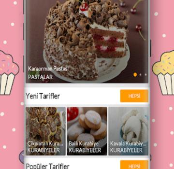 Pasta Tarifleri Ekran Görüntüleri - 3