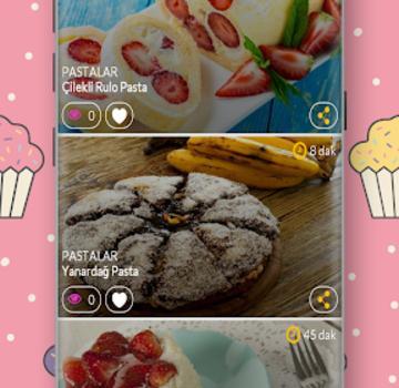 Pasta Tarifleri Ekran Görüntüleri - 7