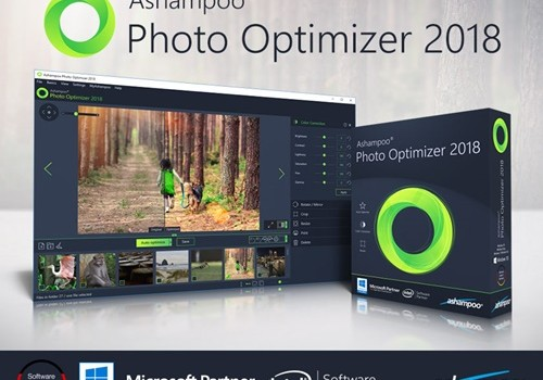 Ashampoo Photo Optimizer 2018 - 1