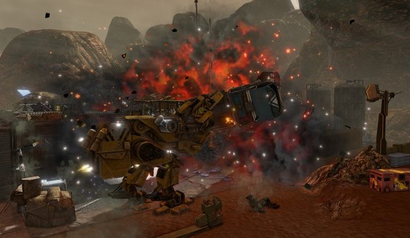 Red Faction Guerrilla Re-Mars-tered - 2