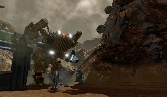 Red Faction Guerrilla Re-Mars-tered - 3