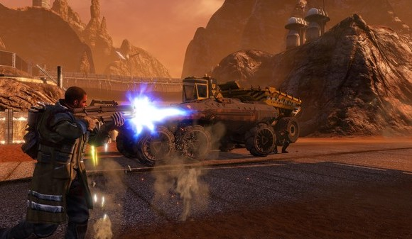 Red Faction Guerrilla Re-Mars-tered - 1