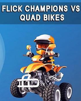 Flick Champions VS: Quad Bikes Ekran Görüntüleri - 1