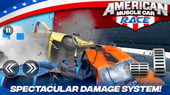 American Muscle Car Race Ekran Görüntüleri - 3