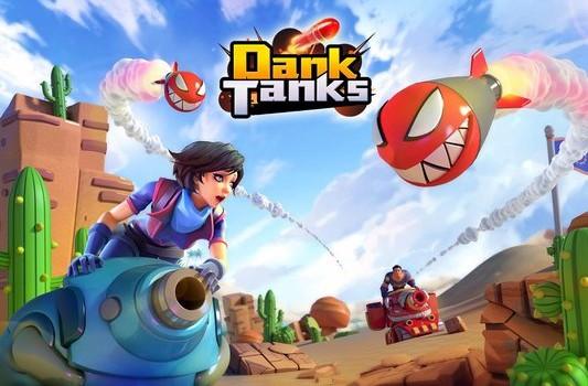 Dank Tanks Ekran Görüntüleri - 4
