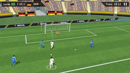 Soccer - Ultimate Team Ekran Görüntüleri - 3