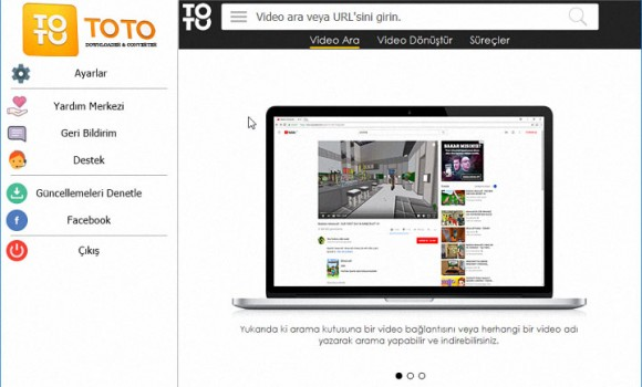 Toto Video Downloader & Converter Ekran Görüntüleri - 3