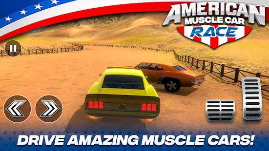 American Muscle Car Race Ekran Görüntüleri - 2