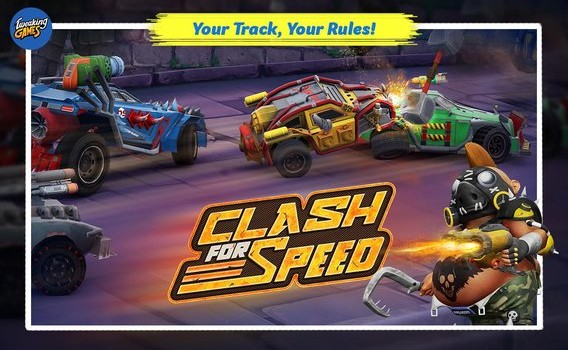 Clash for Speed Ekran Görüntüleri - 4