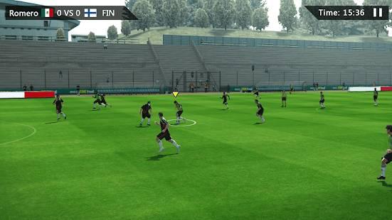 Soccer - Ultimate Team Ekran Görüntüleri - 1