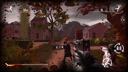 Behind Zombie Lines Ekran Görüntüleri - 1