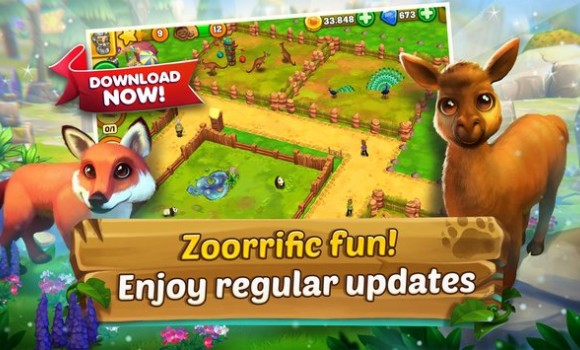 Zoo 2: Animal Park Ekran Görüntüleri - 3