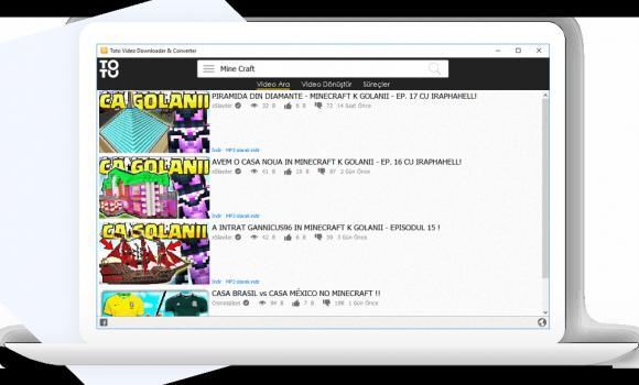 Toto Video Downloader & Converter Ekran Görüntüleri - 1