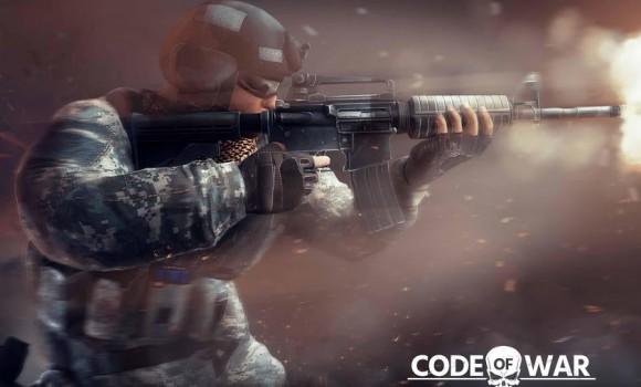 Code of War Ekran Görüntüleri - 1