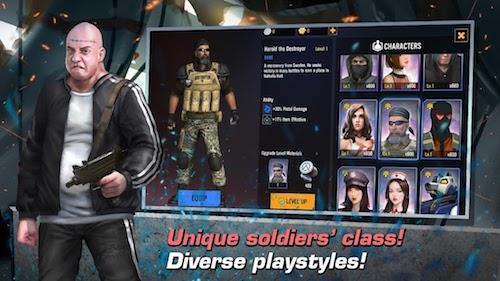 Arena Of Survivors Ekran Görüntüleri - 2