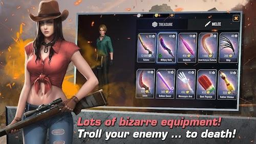 Arena Of Survivors Ekran Görüntüleri - 4