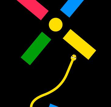 Color Snake Ekran Görüntüleri - 1