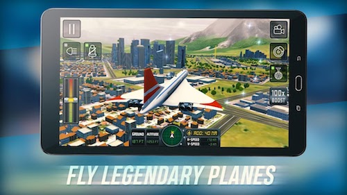 Flight Sim 2018 Ekran Görüntüleri - 7