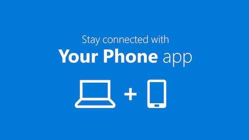 Microsoft Your Phone Ekran Görüntüleri - 1