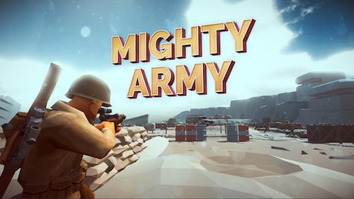 Mighty Army : World War 2 Ekran Görüntüleri - 1