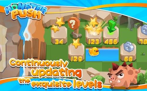 Monster Push Ekran Görüntüleri - 1