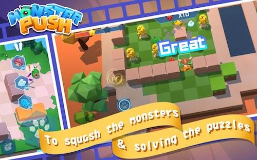 Monster Push Ekran Görüntüleri - 4