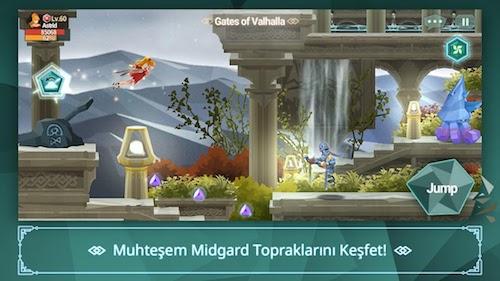 Phantomgate : The Last Valkyrie Ekran Görüntüleri - 1