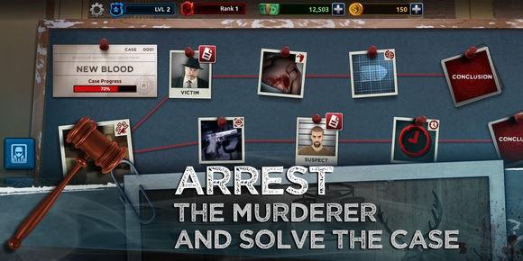 Red Crimes: Hidden Murders Ekran Görüntüleri - 5