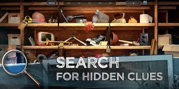 Red Crimes: Hidden Murders Ekran Görüntüleri - 8