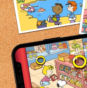 Snoopy : Spot the Difference Ekran Görüntüleri - 1