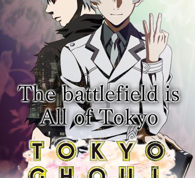 TOKYO GHOUL [:re birth] Ekran Görüntüleri - 1