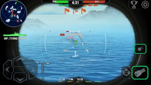 Warships Universe Ekran Görüntüleri - 3