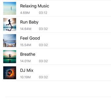 Cloud Music Player Ekran Görüntüleri - 5