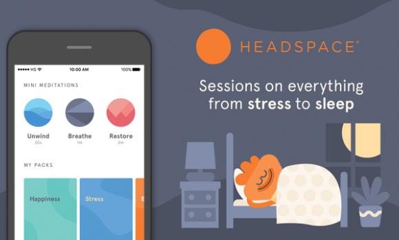 Headspace Ekran Görüntüleri - 9