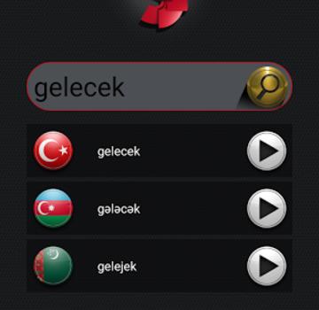 TRT Türk Lehçeleri Sözlüğü Ekran Görüntüleri - 4