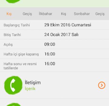 İzmir Doğal Yaşam Parkı Ekran Görüntüleri - 4