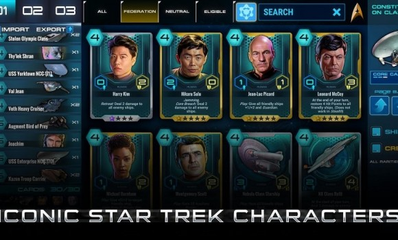 Star Trek Adversaries 3 - 3