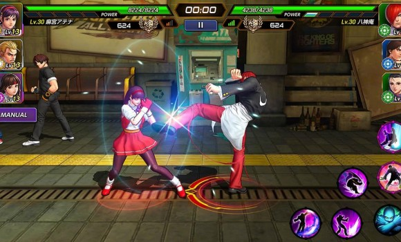 The King of Fighters Allstar 2 - 2