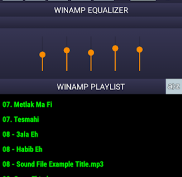 Winamp Ekran Görüntüleri - 6