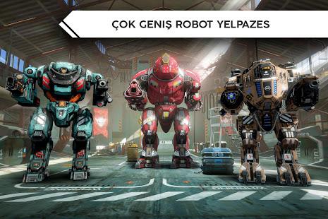 Robot Warfare Online Ekran Görüntüleri - 1