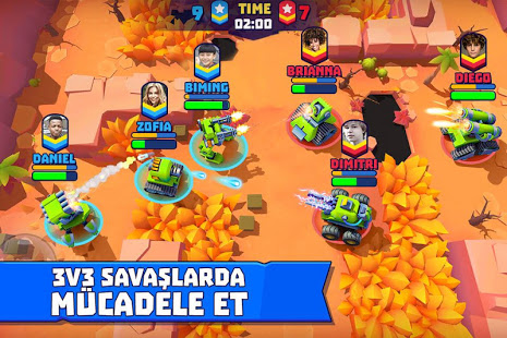 Tanks A Lot Ekran Görüntüleri - 1