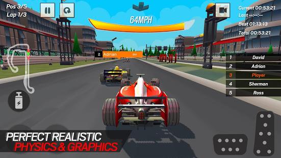 Formula 1 Race Championship Ekran Görüntüleri - 3